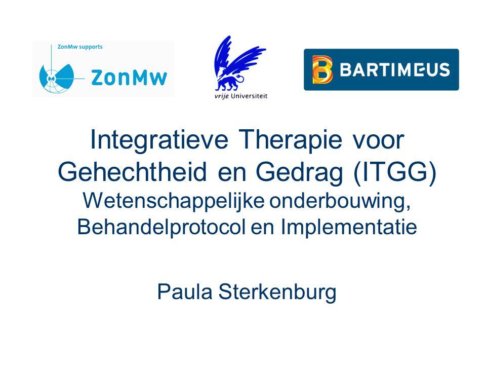 Integratieve Therapie voor Gehechtheid en Gedrag (ITGG) Wetenschappelijke onderbouwing, Behandelprotocol en Implementatie