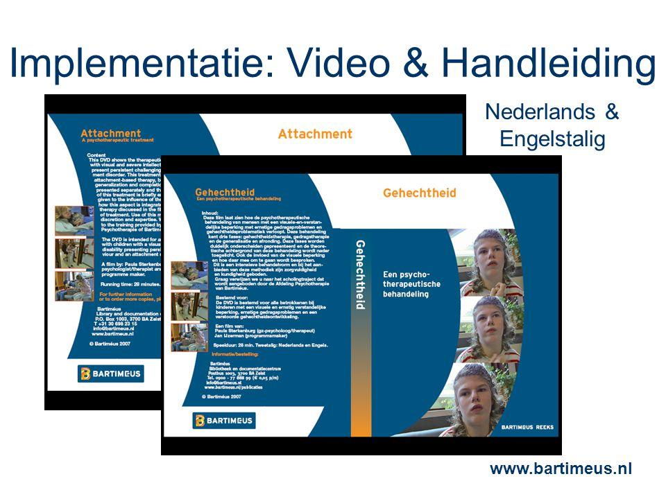 Implementatie: Video & Handleiding
