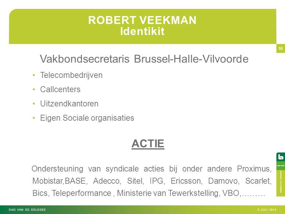 ROBERT VEEKMAN Identikit