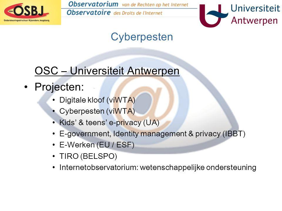 OSC – Universiteit Antwerpen