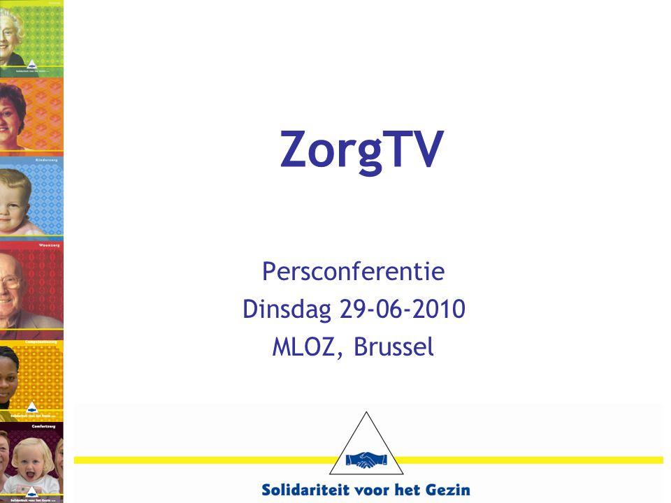 Persconferentie Dinsdag 29-06-2010 MLOZ, Brussel