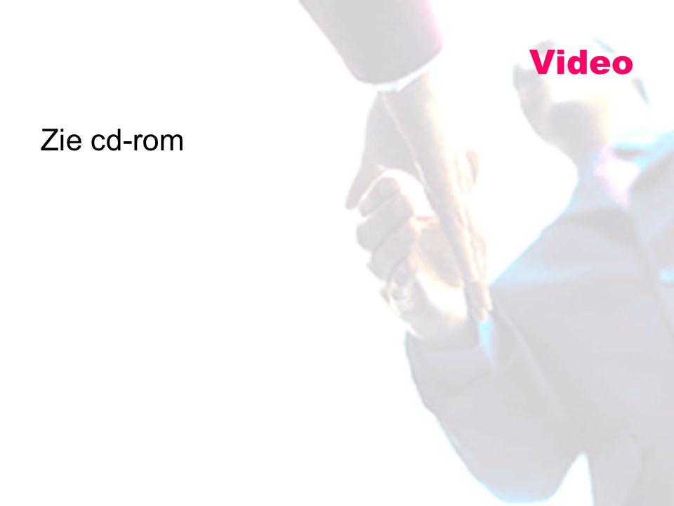 Video Zie cd-rom