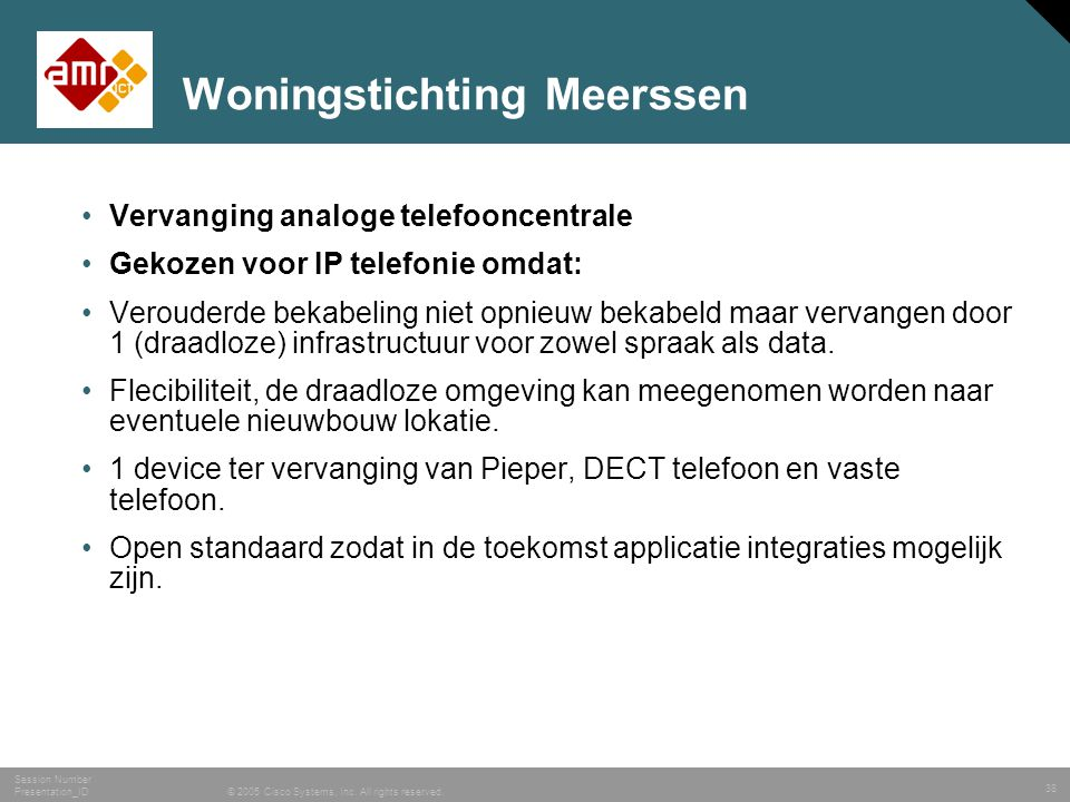 Woningstichting Meerssen