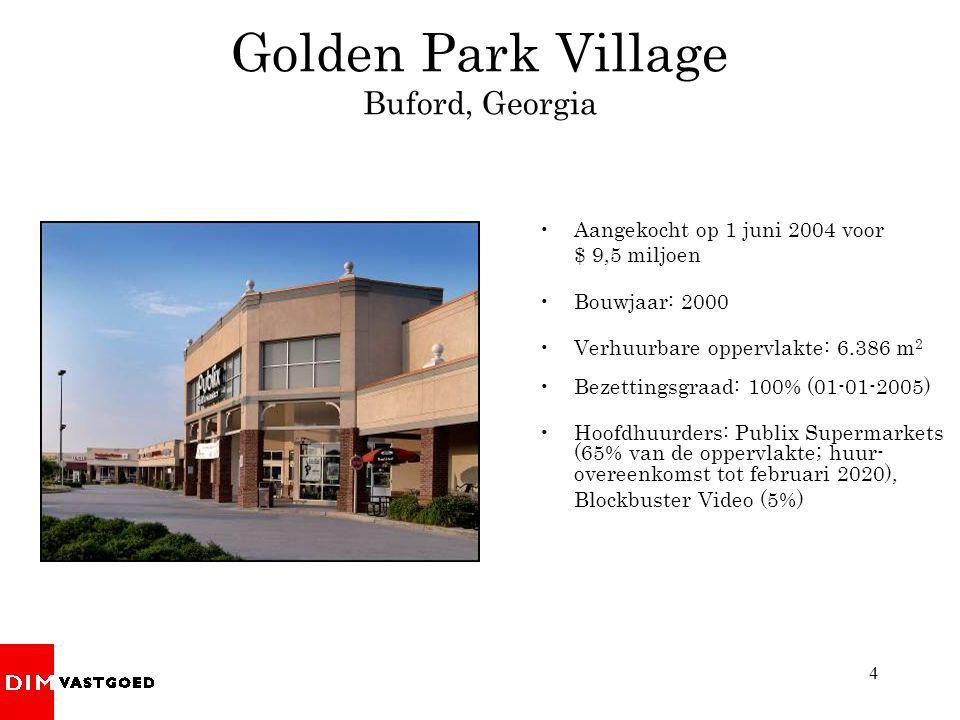 Golden Park Village Buford, Georgia