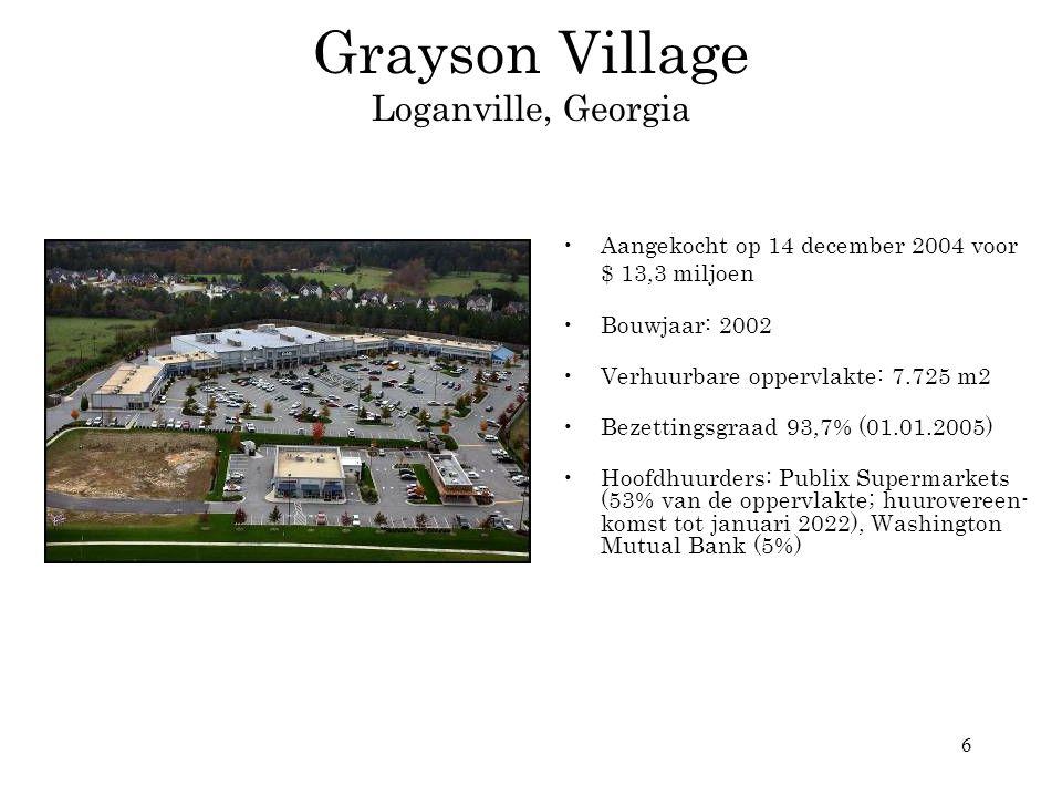 Grayson Village Loganville, Georgia