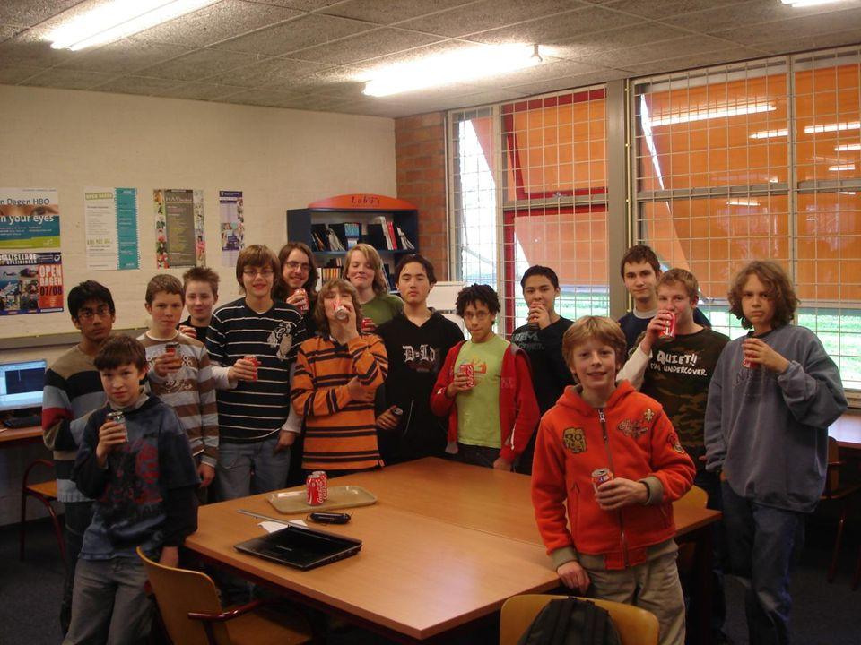 TOPklas ICT presentatie-avond TOPklas ICT 13 februari 2008