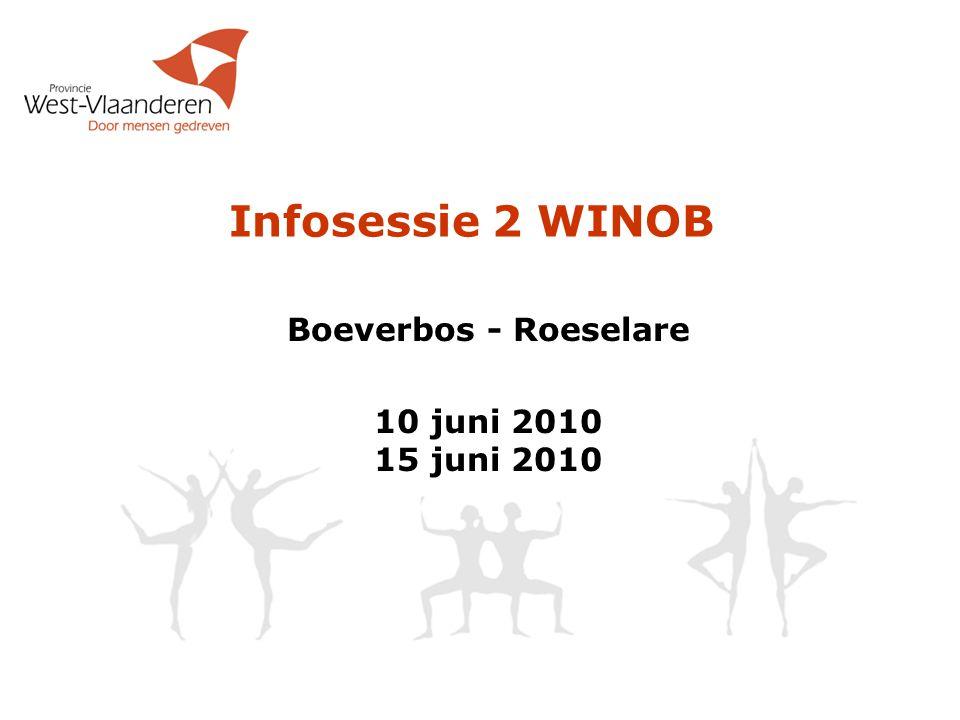 Boeverbos - Roeselare 10 juni 2010 15 juni 2010