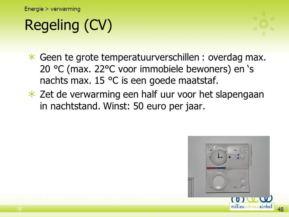 Energie > verwarming