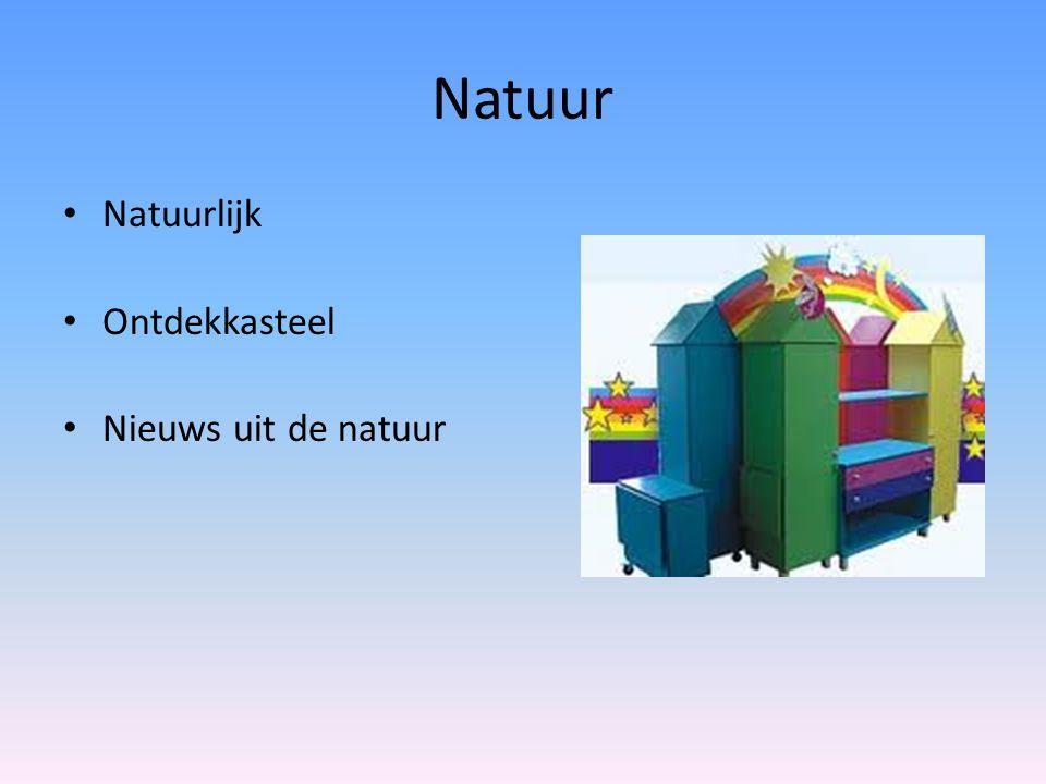 Natuur Natuurlijk Ontdekkasteel Nieuws uit de natuur