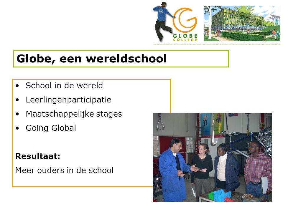 Globe, een wereldschool
