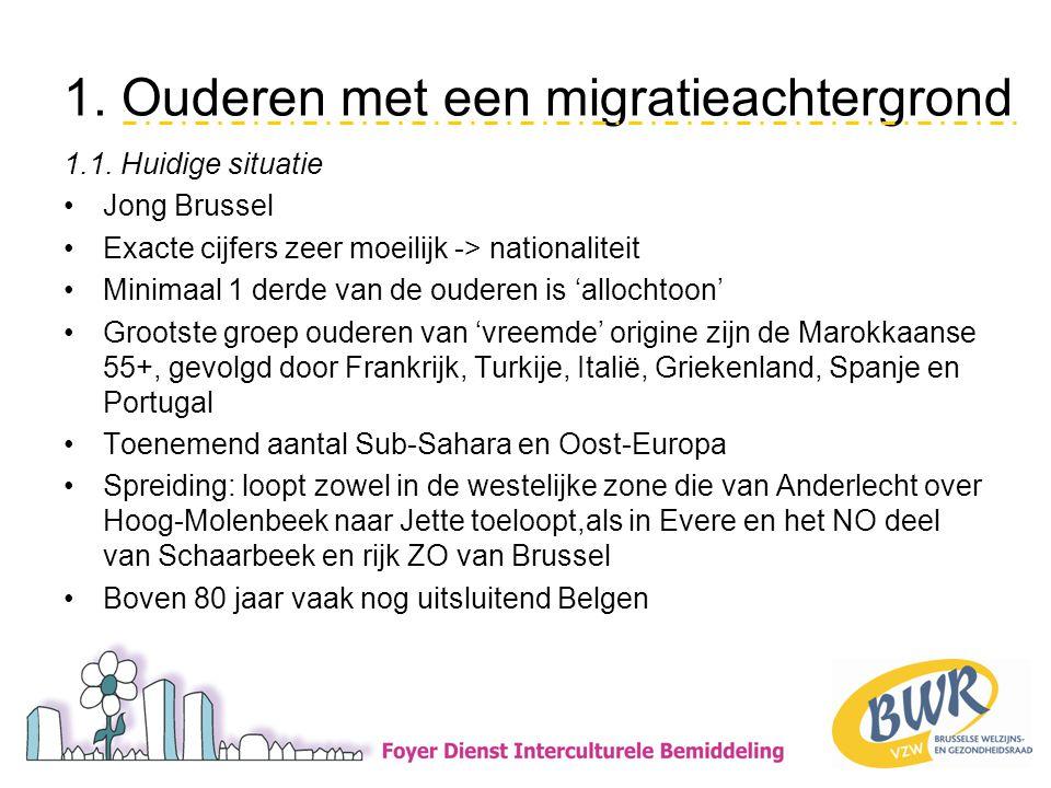 1. Ouderen met een migratieachtergrond