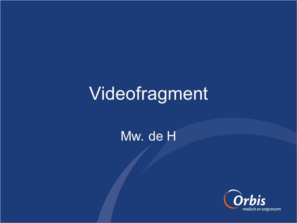 Videofragment Mw. de H