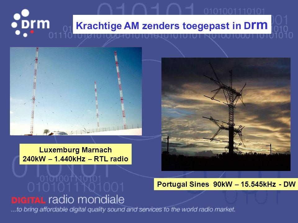 Luxemburg Marnach 240kW – 1.440kHz – RTL radio