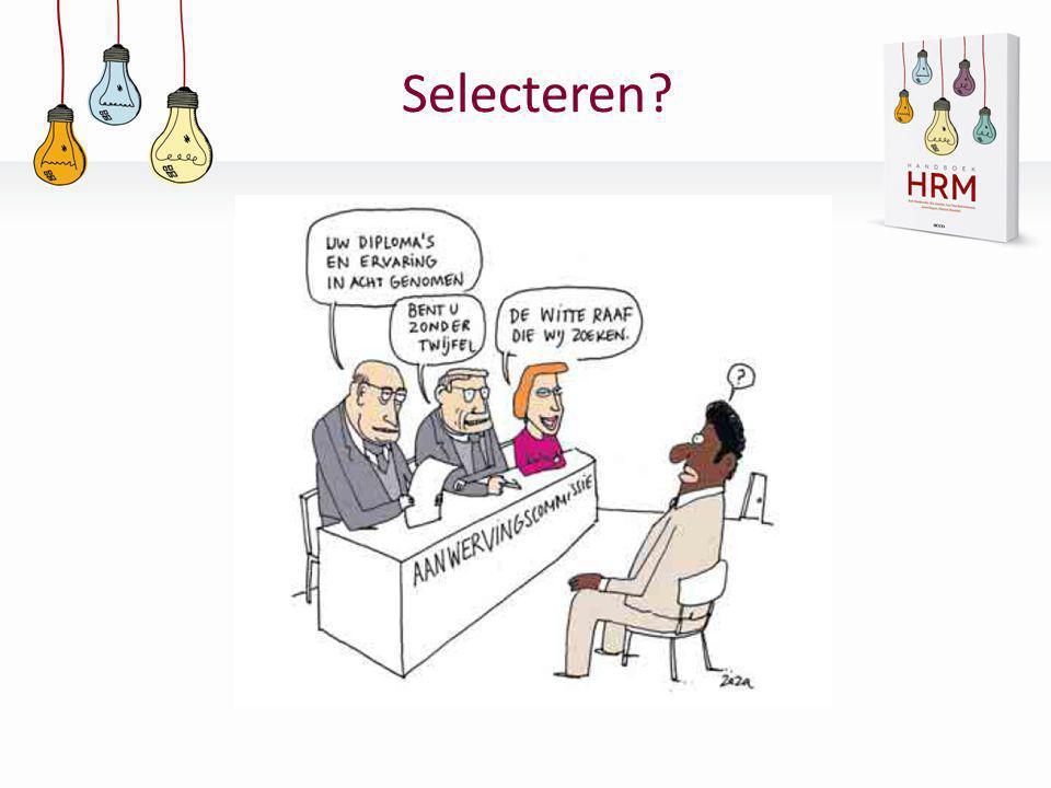Selecteren
