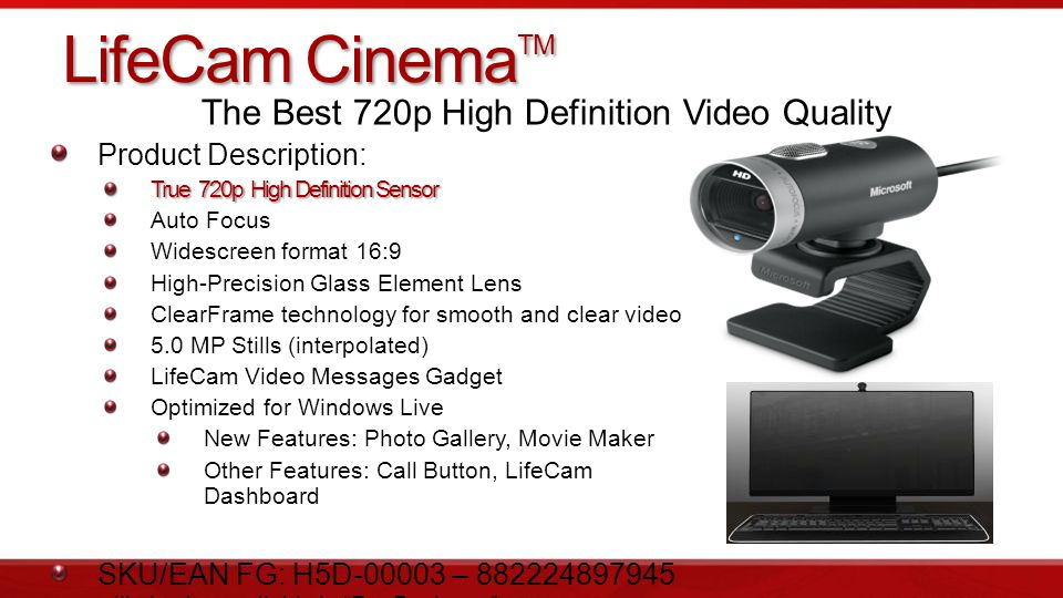 The Best 720p High Definition Video Quality