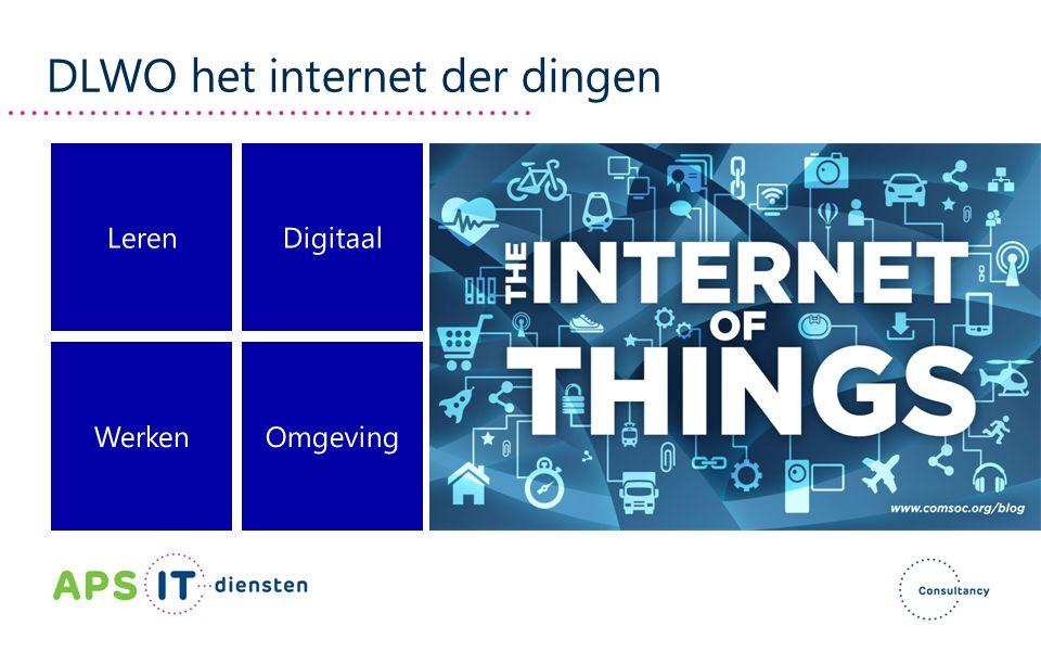 DLWO het internet der dingen