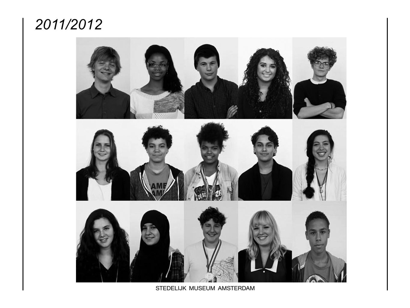 2011/2012 The third group