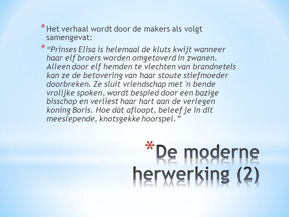 De moderne herwerking (2)