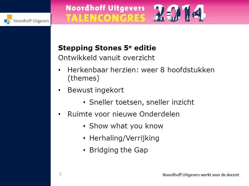 Stepping Stones 5e editie