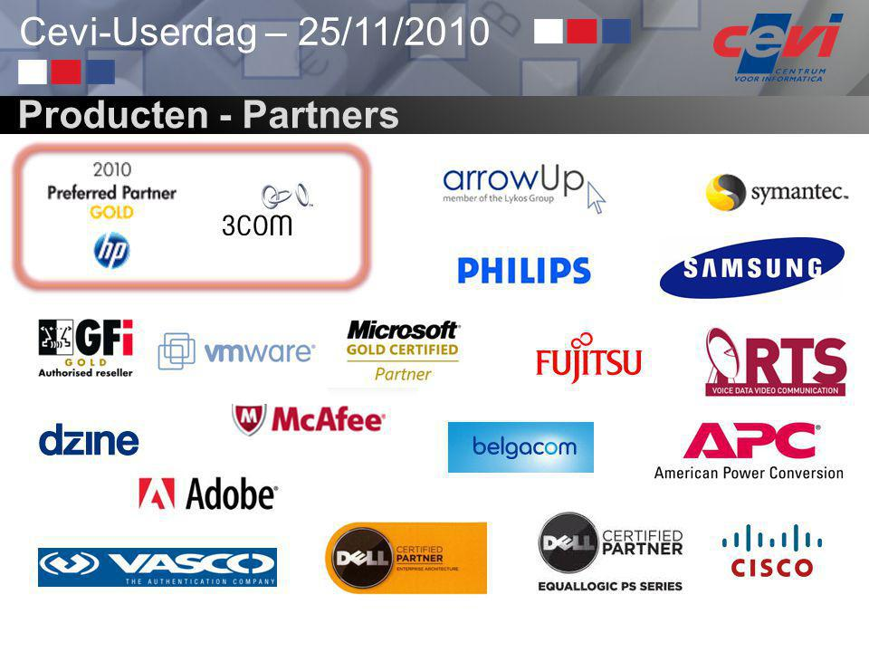 Producten - Partners