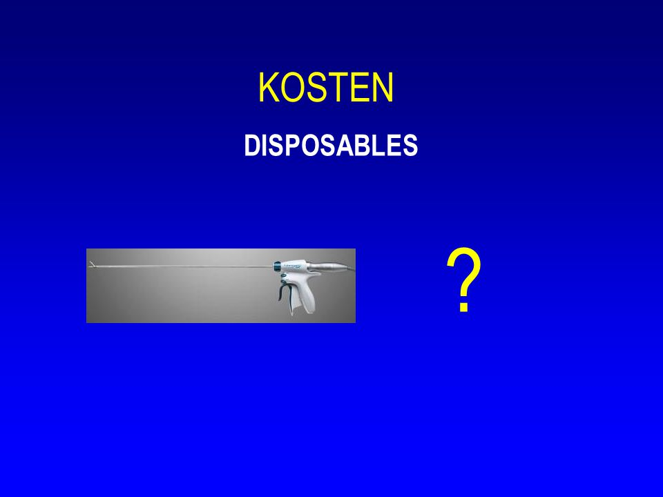 KOSTEN DISPOSABLES