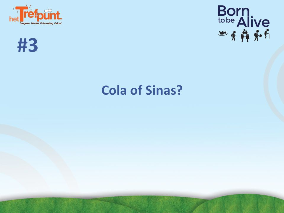 #3 Cola of Sinas