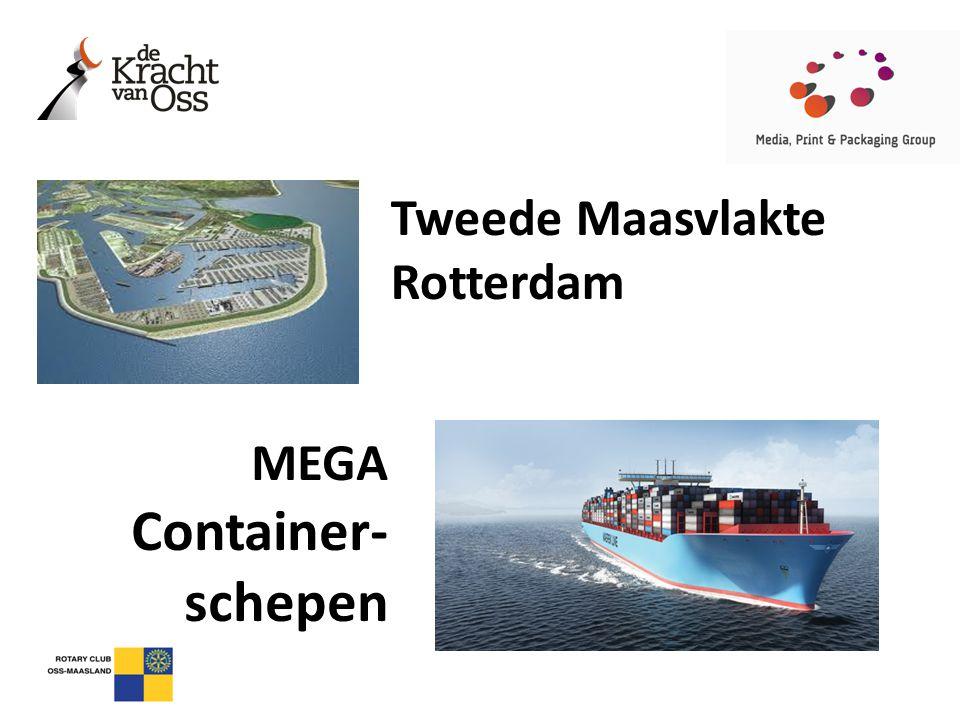 Tweede Maasvlakte Rotterdam