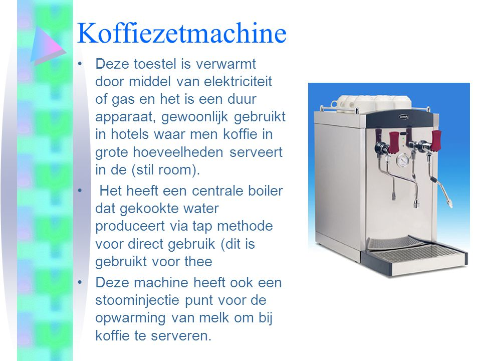 Koffiezetmachine
