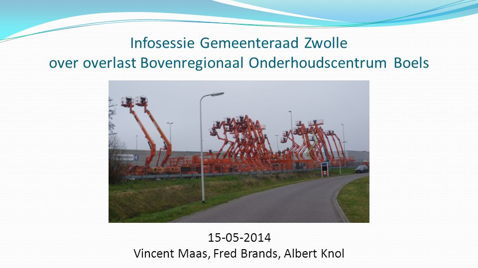 15-05-2014 Vincent Maas, Fred Brands, Albert Knol