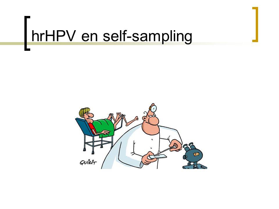 hrHPV en self-sampling