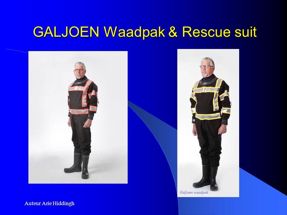 GALJOEN Waadpak & Rescue suit