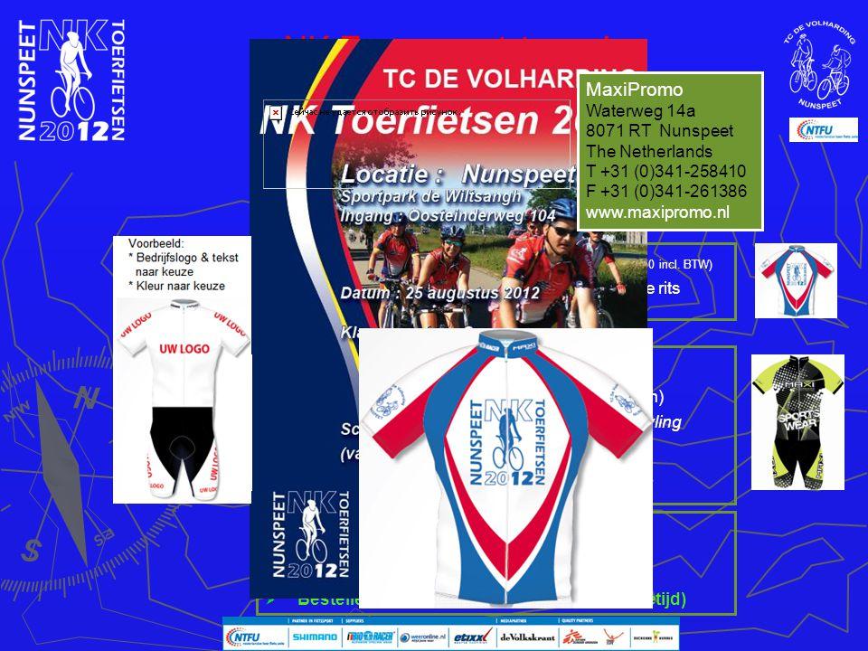 NK Evenement tenue s Evenement wielershirt € 31,50 (€ 37,50 incl. BTW)