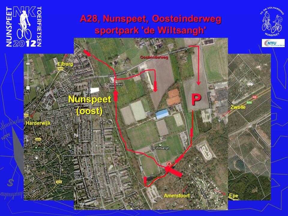 A28, Nunspeet, Oosteinderweg sportpark de Wiltsangh