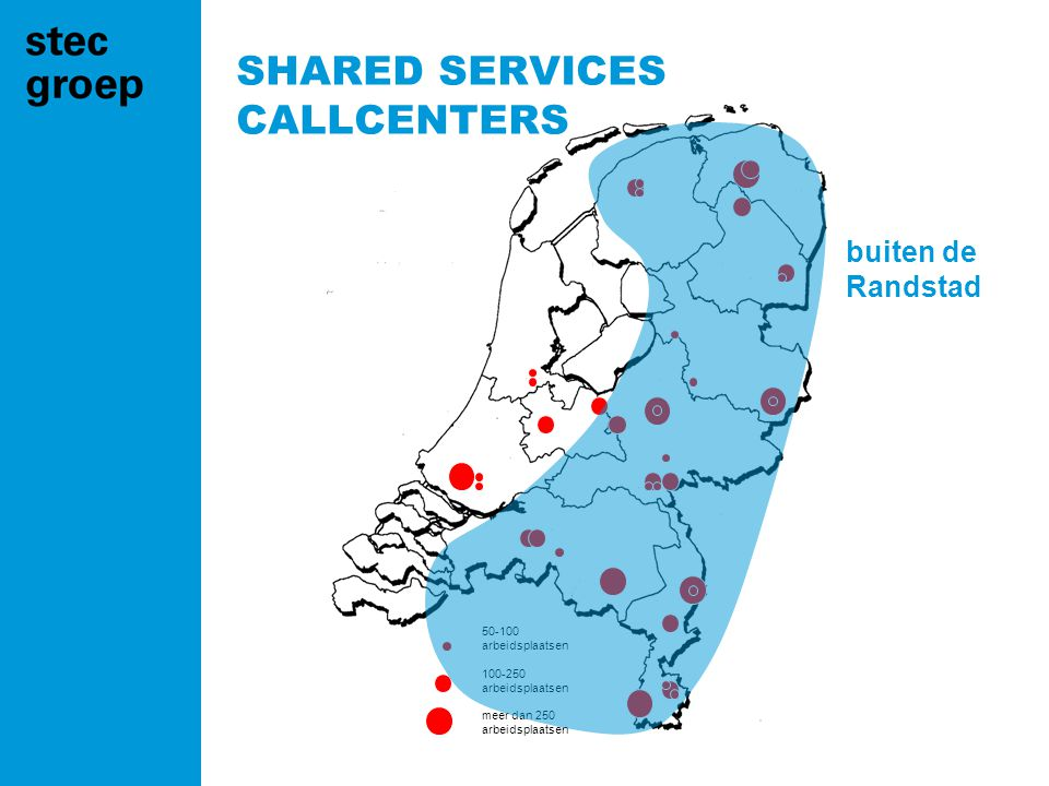 SHARED SERVICES CALLCENTERS