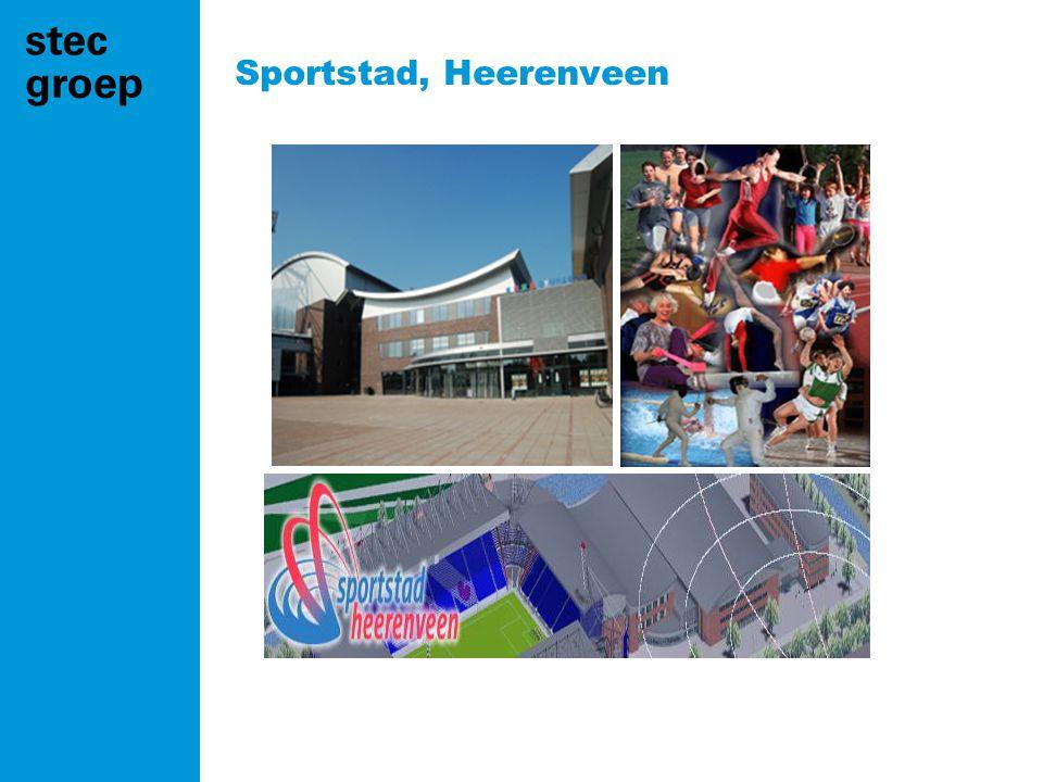Sportstad, Heerenveen