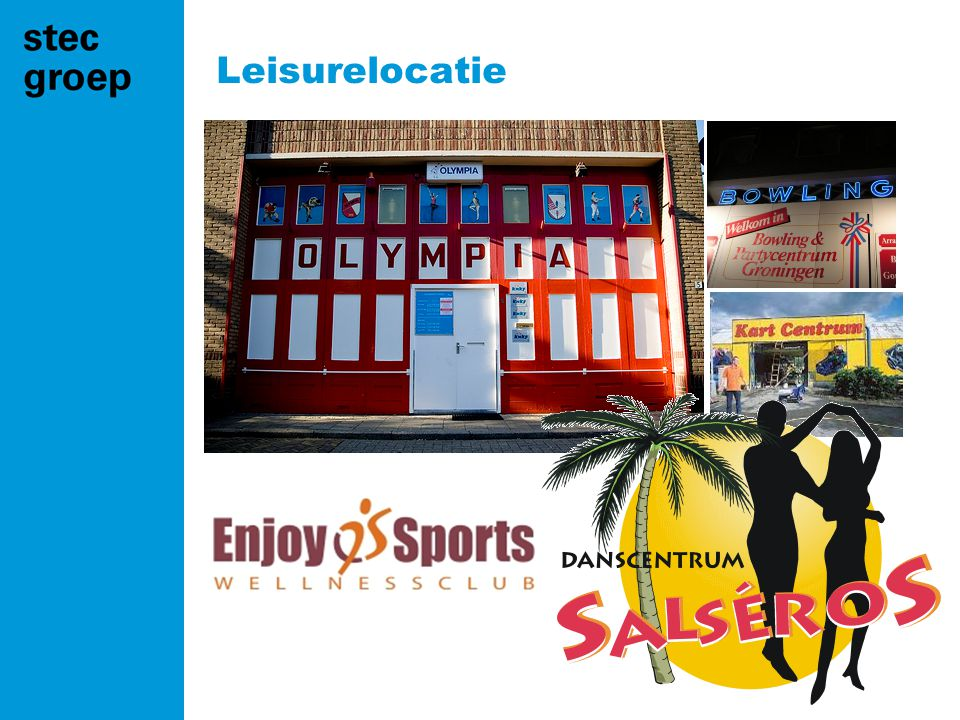 Leisurelocatie