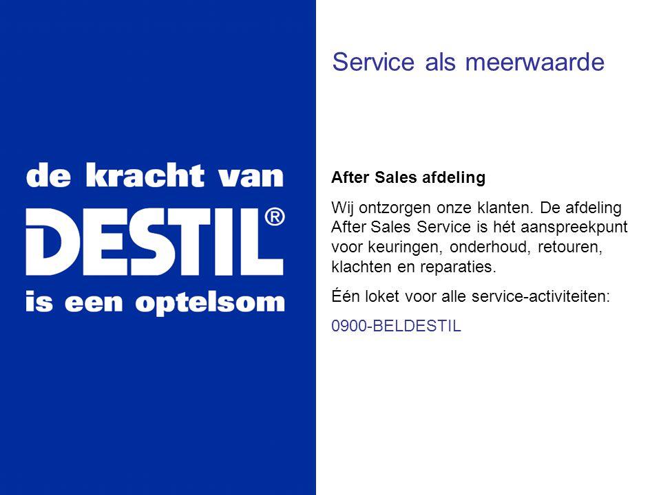 Service als meerwaarde