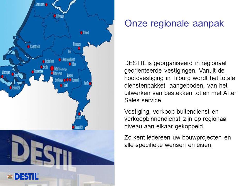 Onze regionale aanpak