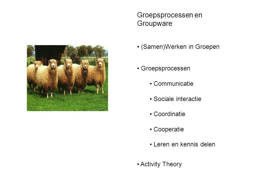 sociale interactie theorie bales