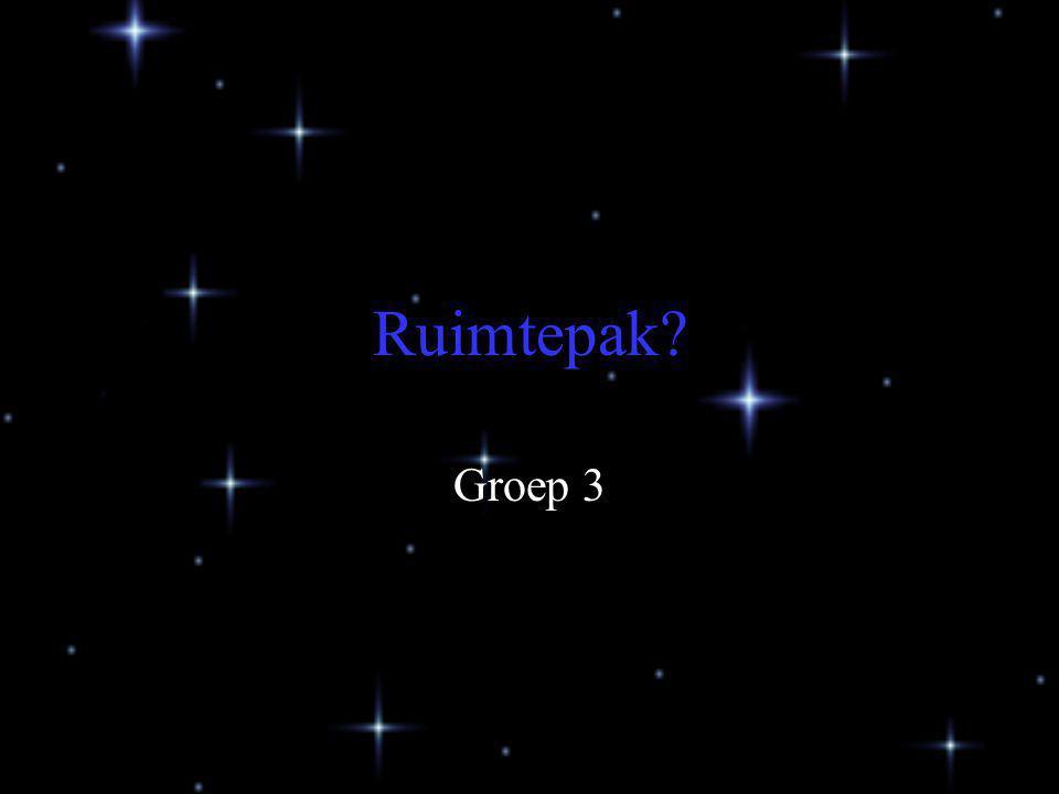 Ruimtepak Groep 3
