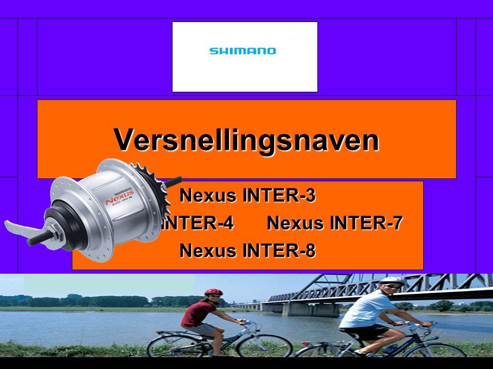 Nexus INTER-3 Nexus INTER-4 Nexus INTER-7 Nexus INTER-8