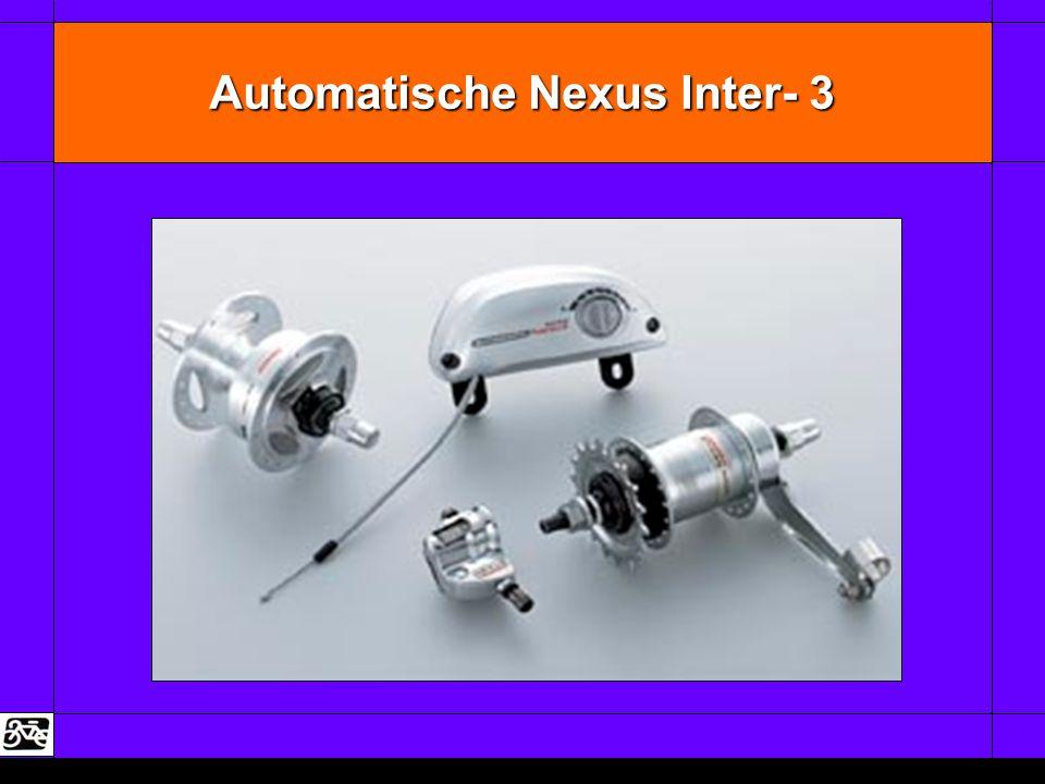 Automatische Nexus Inter- 3