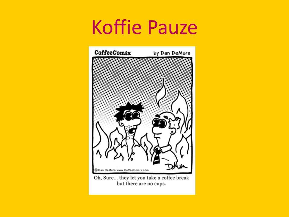 Koffie Pauze 42