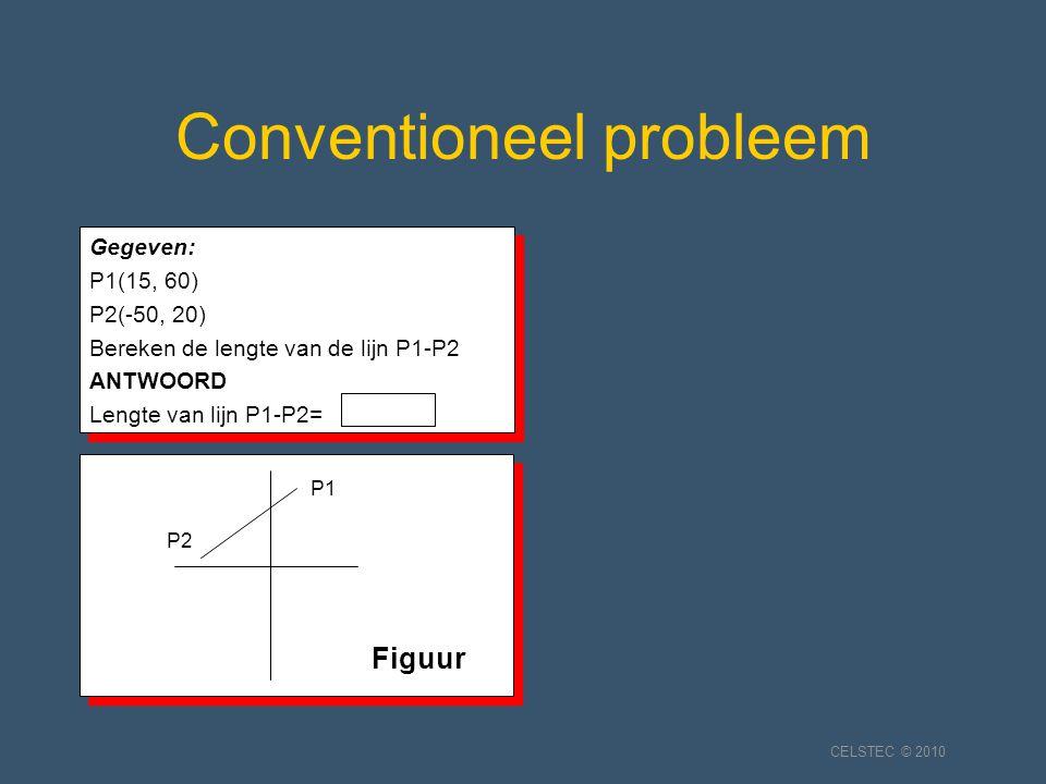 Conventioneel probleem