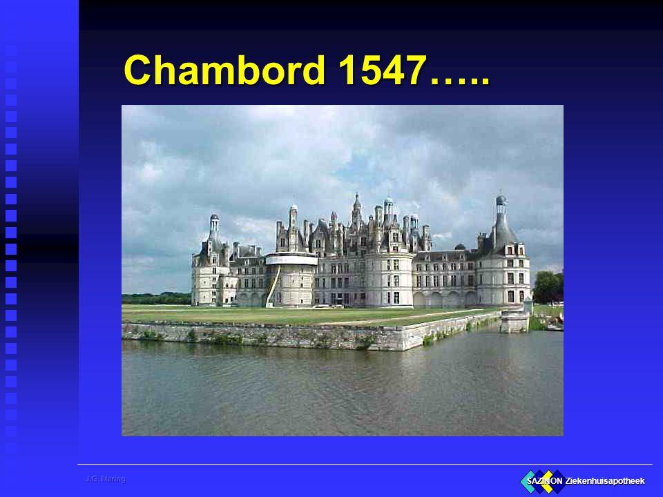 Chambord 1547…..