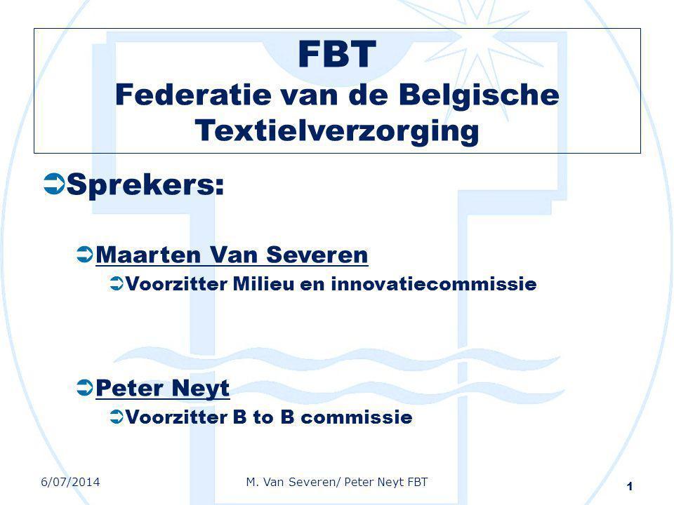 FBT Federatie van de Belgische Textielverzorging