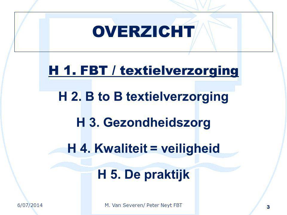 M. Van Severen/ Peter Neyt FBT