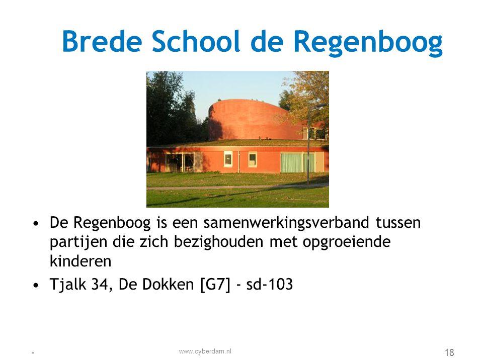 Brede School de Regenboog