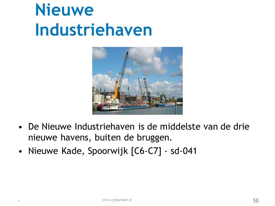Nieuwe Industriehaven