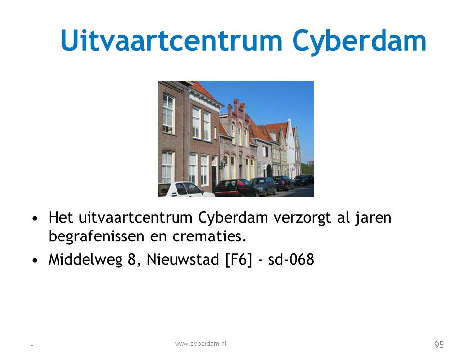 Uitvaartcentrum Cyberdam